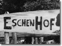 Altes Hofschild